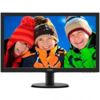 "Philips (243V5LSB/00), 23.6"" (1920x1080) TN+film, Black"