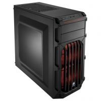 Corsair Carbide SPEC-03 Orange LED Black (CC-9011054-WW)