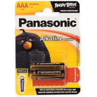 Panasonic Alkaline Power AAA BLI 2 (LR03REB/2BP)