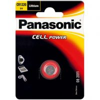Panasonic CR 1220 BLI 1 LITHIUM (CR-1220EL/1B)