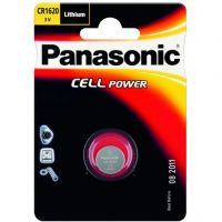 Panasonic CR 1620 BLI 1 LITHIUM (CR-1620EL/1B)
