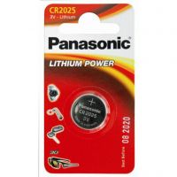 Panasonic CR 2025 BLI 1 LITHIUM (CR-2025EL/1B)