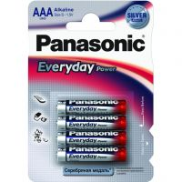 Panasonic Everyday Power AAA BLI 4 Alkaline (LR03REE/4BR)