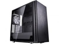 Fractal Design Define Mini C TG Black (FD-CA-DEF-MINI-C-BK-TG)