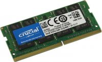 Crucial (CT16G4SFD824A), 16 Gb, DDR4-2400 (PC3-19200)