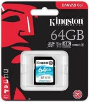 Kingston (SDG/64GB), 64Gb, SDXC (Class 10)