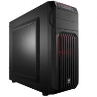 Corsair Carbide SPEC-01 Red LED Black (CC-9011050-WW)