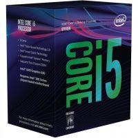 Intel Core i5-8600 (BX80684I58600), s1151, BOX