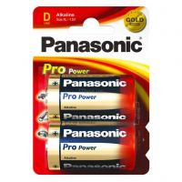 Panasonic Pro Power D BLI 2 Alkaline (LR20XEG/2BP)