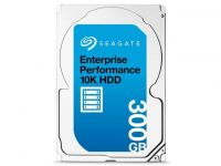 Seagate Exos 10E300 512N 10K HDD (ST300MM0048), 300Gb, 10000rpm, 128MB, SAS,  2.5""
