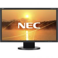 "NEC (AS222Wi black), 22"" (1920х1080) IPS, Black"