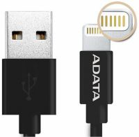 A-Data (AMFIAL-100CMK-CTI), USB 2.0 to Lightning, micro USB, 1m, Black