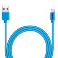 A-Data (AMFIPL-100CM-CBL), USB 2.0 to Lightning, micro USB, 1m, Blue