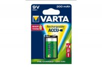 Varta Power Accu 6F22 200 мАч BLI 1 Ni-MH (56722101401)