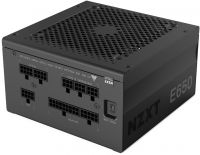 NZXT Power supply E650 (NP-1PM-E650A-EU), 650W