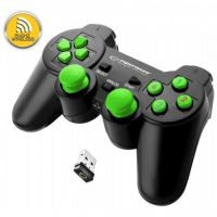 Esperanza Gladiator PC/PS3 Black-Green (EGG108G)