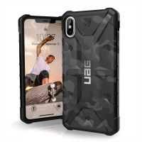 Urban Armor Gear Pathfinder Apple iPhone Xs Max Camo Midnight (111107114061)