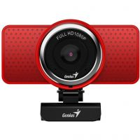 Genius ECam 8000 Full HD Red (32200001401), 1920x1080