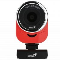 Genius QCam 6000 Full HD Red (32200002401), 1920x1080
