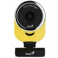 Genius QCam 6000 Full HD Yellow (32200002403), 1920x1080