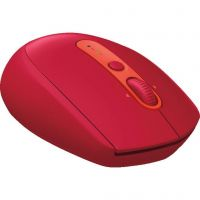 Logitech M590 Silent (910-005199), Wireless, Ruby