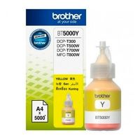 Картридж Brother Ink (BT5000Y), Yellow