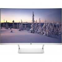 "HP Curved Display (Z4N74AA), 27"" (1920х1080) VA, Silver"