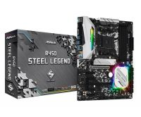 ASRock (B450 Steel Legend), sAM4, mATX