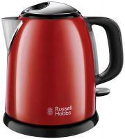 Russell Hobbs Colours Plus Mini (24992-70), Red