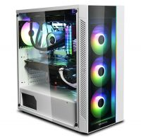 DeepCool MATREXX 55 ADD-RGB WH White