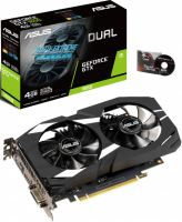 Asus GeForce GTX 1650 (DUAL-GTX1650-4G), 4GB, 128bit