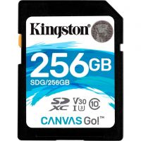 Kingston (SDG/256GB), 256GB, SDXC (Class 10)