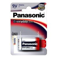 Panasonic Everyday Power Alkaline BLI 1 (6LF22REE/1BR)