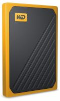 WD Passport Go Yellow (WDBMCG0010BYT-WESN), 1TB, USB 3.0