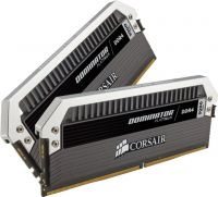 Corsair Dominator Platinum (CMD16GX4M2B3000C15), 16GB DDR4-3000 (kit of 2x8GB)