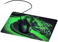 Razer Abyssus Lite and Goliathus Mobile Construct (RZ83-02730100-B3M1), USB, Black