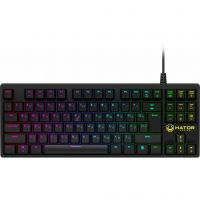 Hator Rockfall TKL Optical (HTK-620), USB, Black