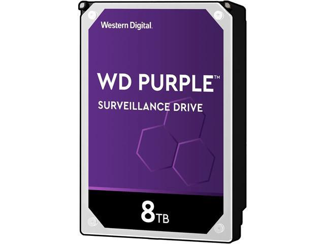 Western Digital Purple (WD82PURZ), 8TB, SATA III, 3.5""