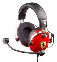 Thrustmaster T.Racing Scuderia Ferrari Edition Gaming (4060105), Red