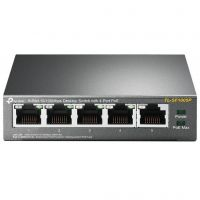 TP-Link (TL-SF1005P), 5port
