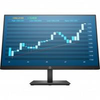 "HP P244 (5QG35AA), 23.8"" (1920х1080) IPS, Black"