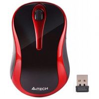 A4tech G3-280N Wireless Black-Red