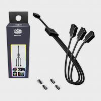 Cooler Master 1-to-3 RGB Splitter Cable (R4-ACCY-RGBS-R2)