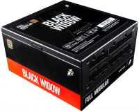 1stPlayer Black Widows Series PS-500AX Modular (PS-500AXBW-FM), 500W