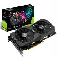 Asus GeForce GTX 1650 (ROG-STRIX-GTX1650-4G-GAMING), 4GB, 128bit