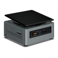 Intel Nuc (BOXNUC7CJYH2), Grey