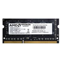 AMD R5 Performance (R538G1601S2SL-U), 8GB, DDR3-1600 (PC3L-12800)