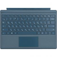 Microsoft Surface Pro Signature Type Cover Commercial (FFQ-00033), Cobalt Blue