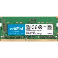 Crucial (CT8G4S266M), 8GB, DDR4-2666 (PC4-21300)
