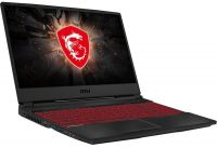 "MSI GL65-9SE (GL659SE-278BY), 15.6"" IPS (1920x1080) Full HD, Black"